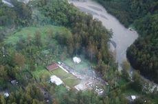 Sejumlah Guru Dievakuasi ke Mimika, Rumah yang Ditinggalkan di Beoga Dibakar KKB
