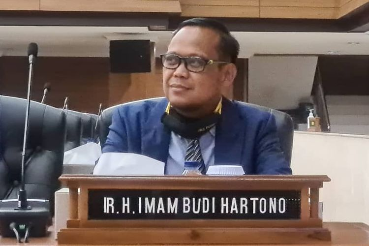 Imam Budi Hartono, politikus PKS yang disebut sudah 99 persen bakal melaju mendampingi Mohammad Idris dalam kontestasi Pilkada Depok 2020.