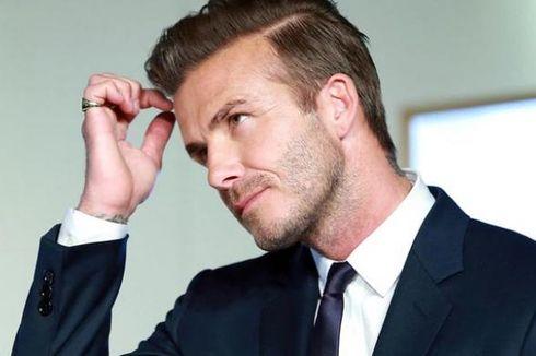 David Beckham Senang Bisa Bermain dalam Film