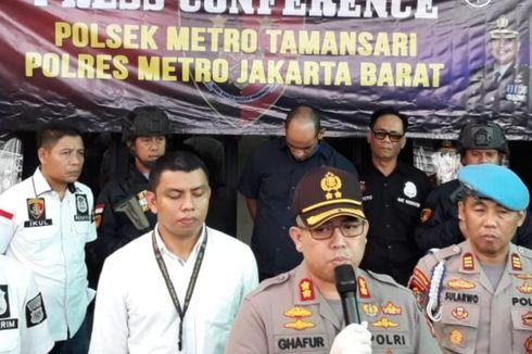 Polisi Temukan Pistol Rakitan Saat Geledah Rumah Pencuri Motor, Diduga untuk Ancam Seseorang