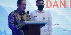 Menteri Trenggono Lepas Ekspor Produk Perikanan Senilai Rp 1 Triliun