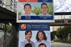 Pasien Covid-19 dan Warga Karantina Dilarang Ikut Pemilu Singapura