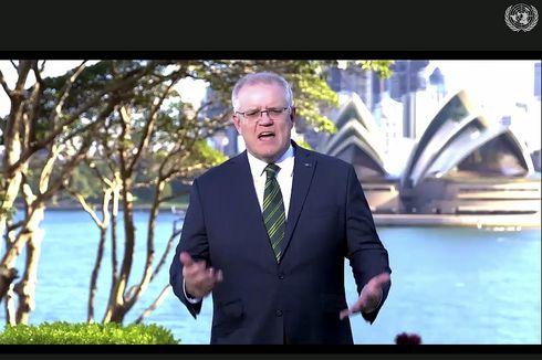 PM Australia: Dunia Harus Tahu Asal Muasal Covid-19