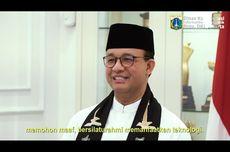 TKD PNS DKI Dipotong, Pesan Anies: Jangan Lemah dan Mudah Mengeluh...