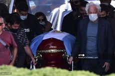 200.000 Polisi Jaga Makam Maradona untuk Hindari 'Perampokan' Jasad Legenda Argentina Itu