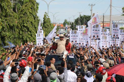 Saat Prabowo Ungkap Pesan Orangtuanya di Depan Masyarakat Papua...
