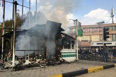 Demonstrasi Kenaikan Harga BBM di Iran, 106 Orang Tewas