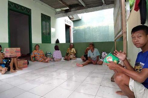 Ribuan KK di Cilacap Terdampak Banjir, Jumlah Pengungsi Bertambah
