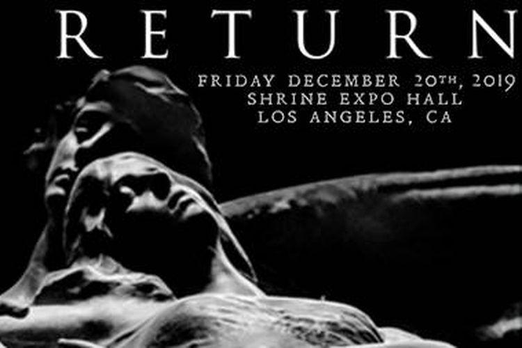My Chemical Romance mengumumkan secara resmi akan reuni. MCR juga akan menggelar konser untuk menyapa para pendengarnya pada Jumat (20/12/2019) mendatang.