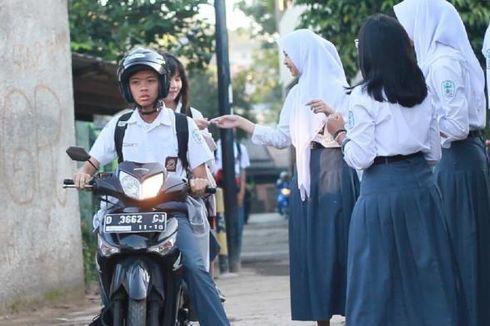 Pelajar Dilarang Bawa Motor ke Sekolah, Pemerintah Harus Sediakan Angkutan