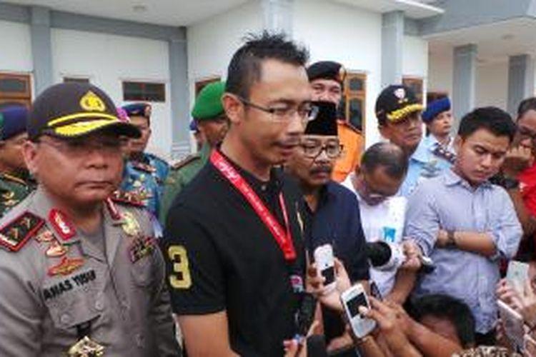 Presiden Direktur AirAsia Indonesia Sunu Widyatmoko