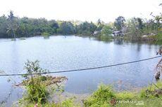 Ini Penjelasan Ahli soal Kemunculan Danau Baru di Kupang Setelah Badai Seroja