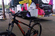 Kampanye Kesehatan dengan Olahraga Bersepeda