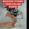 Viral Masak Ayam Goreng Tepung Diberi Vitamin, Bagaimana Tanggapan Ahli?