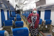 PSBB Berlaku di Jakarta, Berikut 7 KA Jarak Jauh yang Masih Beroperasi