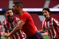 Hasil Liga Spanyol - Atletico Madrid Menang, Barcelona Gagal Juara