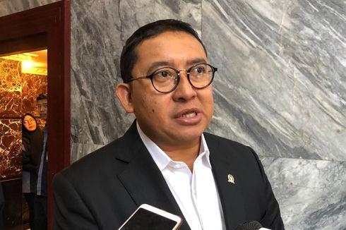 Asisten Anggota DPR Ditangkap, Fadli Zon Tunggu Keterangan KPK