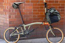 Explore Edition, Varian Baru Sepeda Brompton untuk Para Petualang...