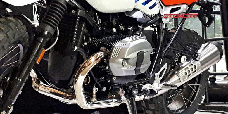 Mesin Boxer 1.170 cc