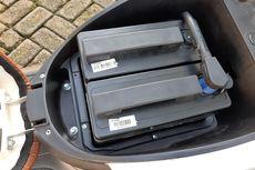 Begini Cara Rawat Baterai Motor Listrik Selama PSBB