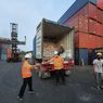 Perdana, Petrokimia Gresik Ekspor 9.000 Kg Kapur Pertanian