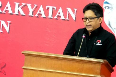 PDI-P Sebut Prabowo Kritik UU Pemilu karena Ambisi Jadi Presiden