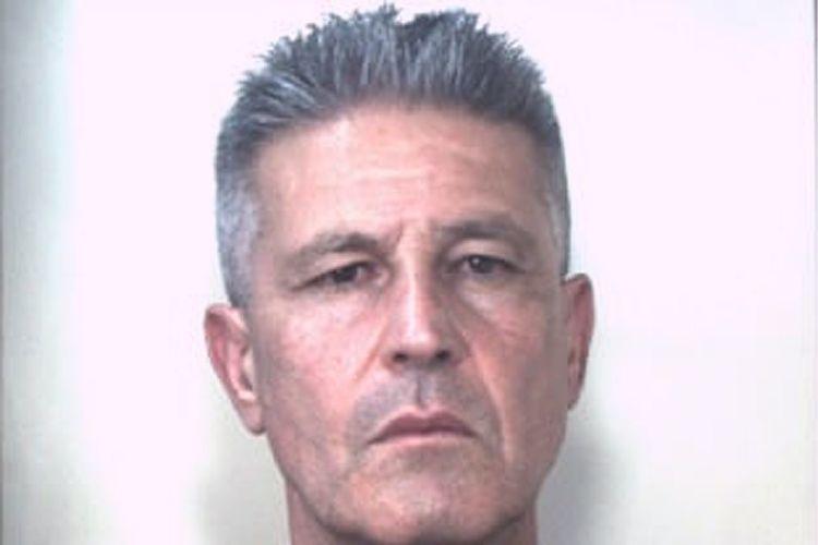 Foto yang dirilis Carabinieri Italia menunjukkan Domenico Paviglianiti, bos mafia 'Ndrangheta yang terkenal di Italia maupun dunia. Dia ditangkap di Madrid, Spanyol, setelah dua tahun buron atas kesalahan dalam pembebasannya.
