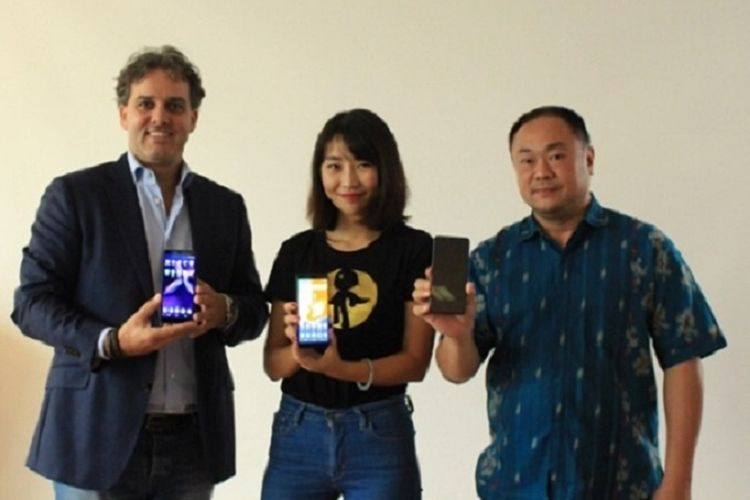 Peluncuran Infinix Hot 6 Pro di Jakarta