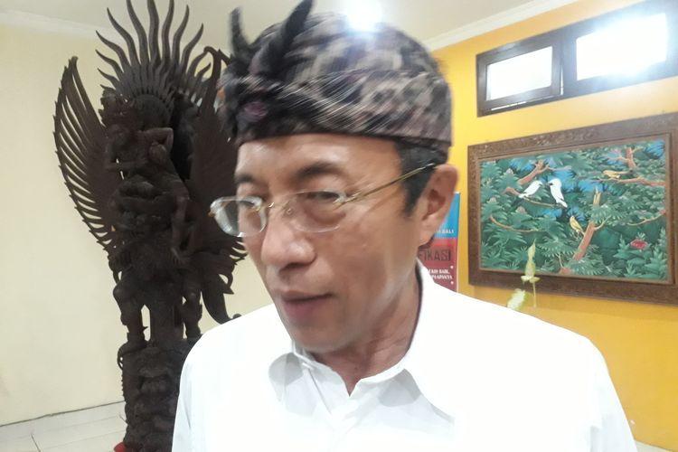 Kepala Dinas Kesehatan Bali, I Ketut Suarjaya.