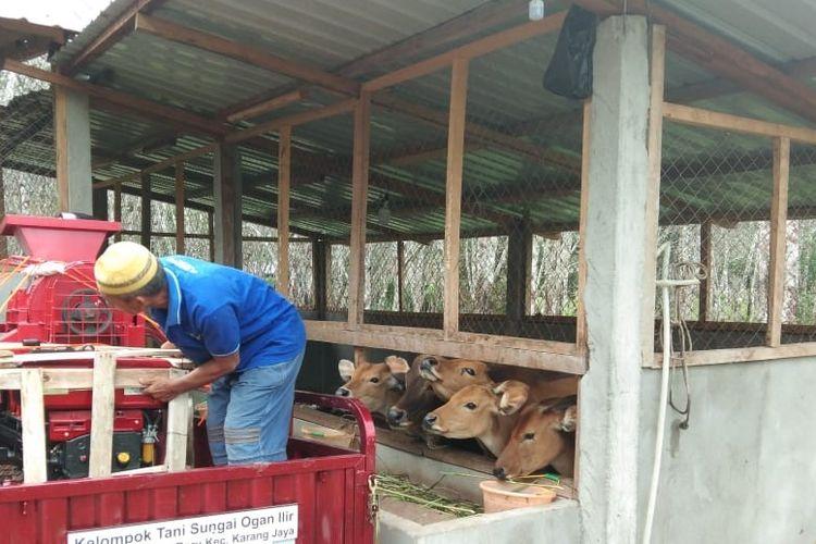 Kementan memberikan fasilitas kepada petani berupa Unit Pengolahan Pupuk Organik (UPPO).