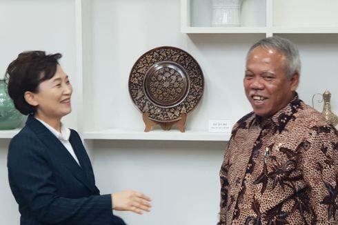 Indonesia Usulkan Perluasan Kerja Sama Infrastruktur dengan Korea