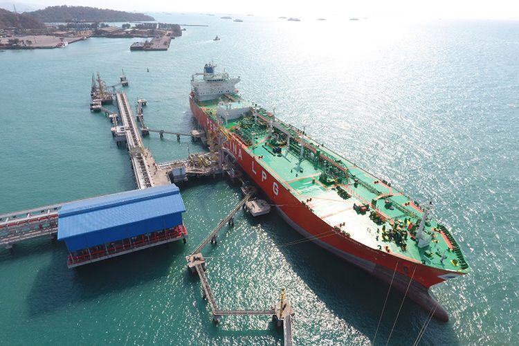 Transformasi Pertamina International Shipping Menjadi Subholding Integrated Marine Logistics. (Dok. PT Pertamina International Shipping)