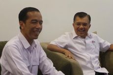 Sambil Makan Nasi Goreng, Empat Partai Matangkan JK Jadi Cawapres Jokowi
