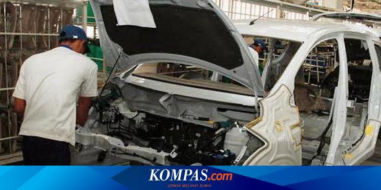 Dampak Virus Corona, Suzuki Stop Produksi Dua Pekan