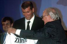 Cerita di Balik Megatransfer Real Madrid, Saat Zidane Campakkan Juventus