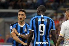 Inter Vs Fiorentina, Conte Sebut Tak Ada Masalah dengan Lautaro Martinez