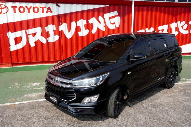 Kijang Innova TRD Sportivo menjadi MPV bergaya sporty yang diluncurkan Toyota bertepatan dengan momentum perayaan Hari Kemerdekaan RI.