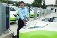 Mobil Listrik Jadi Taksi Tangguh di China