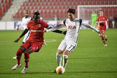 Hasil Liga Europa - AC Milan dan Arsenal Menang, Tottenham Tumbang