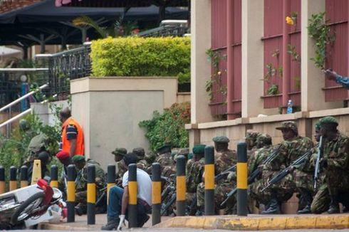 Militer Kenya Mulai Kepung Pusat Perbelanjaan