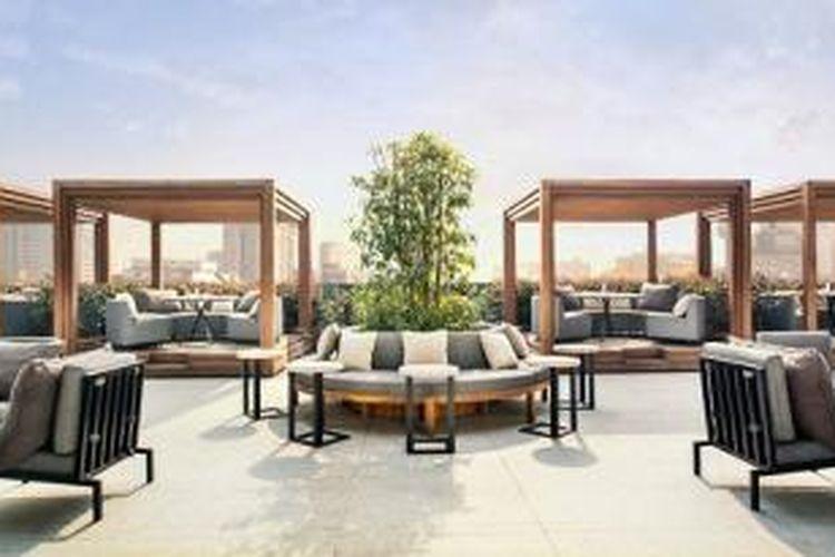 Ilustrasi; salah satu fasilitas yang ditawarkan hotel mewah di Jakarta.