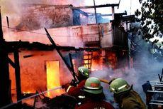 5 Rumah Terbakar Diduga akibat Korsleting, Total Kerugian Ditaksir Rp 675 Juta