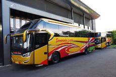 3 Bus Baru PO Samarinda Lestari, Pakai Bodi Buatan Laksana