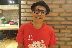 Penyanyi Nugie Kritik Letak Jalur Sepeda di Jakarta