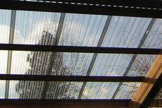 Sebelum Pasang Atap Transparan, Cek Untung Ruginya Terlebih Dahulu