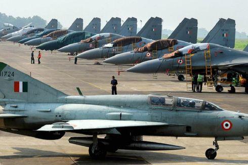 Ada Ancaman Serangan Teroris, 2 Pangkalan Udara India di Kashmir Siaga