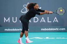 Pertama Kalinya, Logo Nike Berhias Swarovski dipakai Serena Williams
