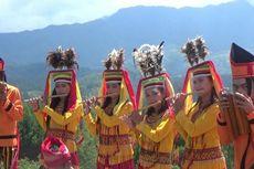 Indahnya Toleransi di Mamasa, Sanggar Seni Wai Sapalelean Lantunkan Shalawat Badar dengan Musik Bambu