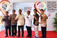 IIMS Surabaya 2019 Jadi Barometer Pameran Otomotif di Jawa Timur