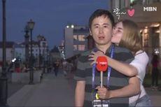 Berita Populer: Wartawan Korsel Dicium hingga Pulau Kosong